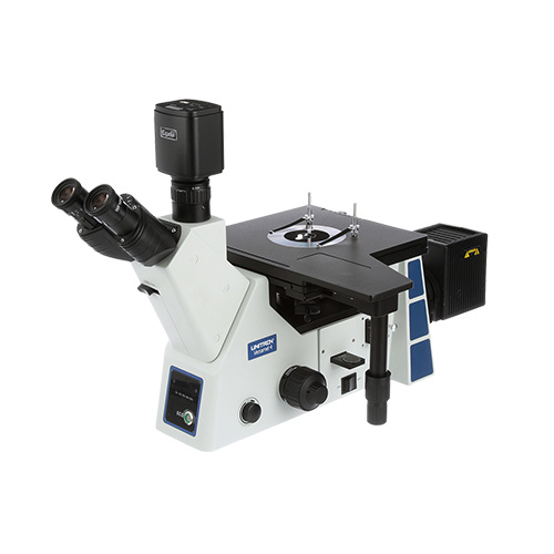 UNITRON Versamet 4 Metallurgical Microscope with Camera